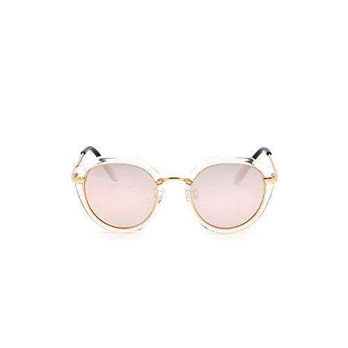 Pink résistantes de Hommes Lunettes cadre soleil Lunettes aux enfants lunettes lunettes rondes aux UV conviennent plein montures air de de plein soleil polarisées de de soleil Les pour Lunettes sports sol qgTAFwF