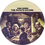 The Potato Eaters - Vincent Van Gogh Keychain