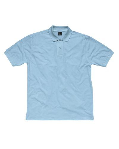 Sg-Polo para hombre Azul - Cielo Azul