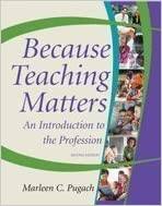 Book Because Teaching Matters 2ND EDITION
