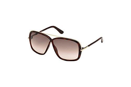Havanna Ford Dunkel Tom Sonnenbrille Brenda ft0455 0IqwPZx