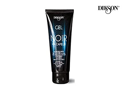 GEL NOIR MODELLANTE   COLORANTE PER CAPELLI DIKSON PROFESSIONALE   Amazon.it  Salute e cura della persona 583ef69fbf82