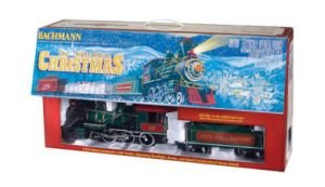 Bachmann Trains Night Before Christmas Ready-to-Run Large Scale Train Set