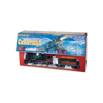 bachmann trains night before christmas ready to run large scale train set