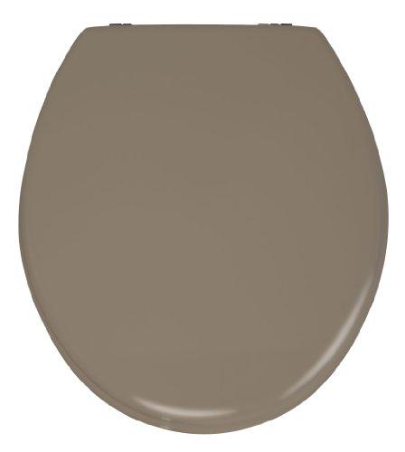 Wenko 20078100 Toilet seat Prima Taupe Matt suitable for ...