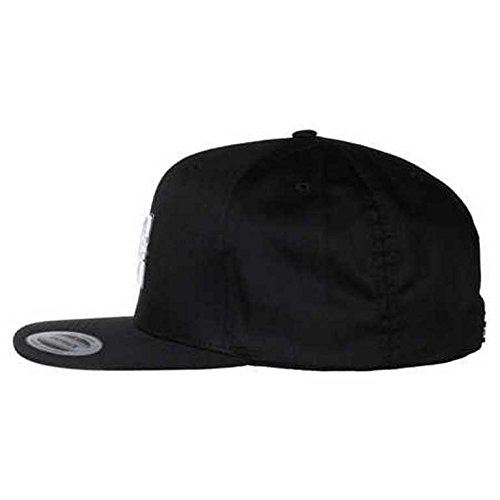 DC Men's Snappy Trucker Hat, Black 2016, One Size by DC (Image #3)