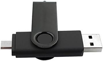 Negro OTG USB Flash Drive 64 GB Pen Drive Micro USB Smart Phone Pendrive de memoria flash stick: Amazon.es: Electrónica