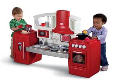 amazon com little tikes cook n grow kitchen toys games rh amazon com