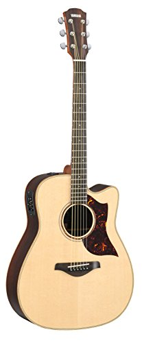 Yamaha A3R A-Series Dreadnought Cutaway Acoustic-Electric Guitar