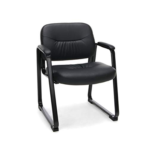 OFM ESS-9015 Bonded Leather Executive Side Chair