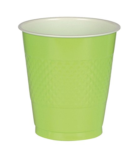 Kiwi Big Party Pack - 16 oz. Plastic Cups, Qty 50
