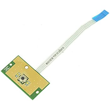 Nodalin for DELL inspiron 15R M5110 N5110 M511R On /&Off Power Button Switch Board 50.4IE02.201