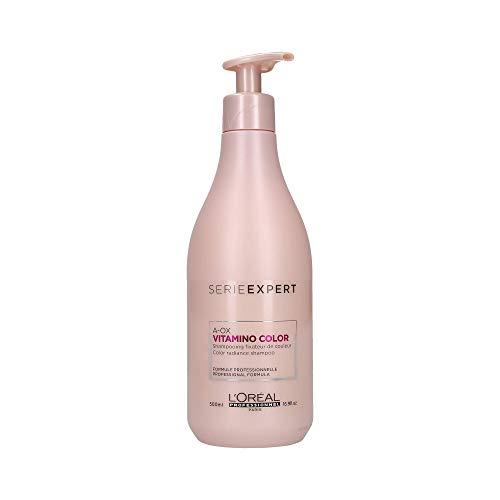 Shampoo Color Loreal (L'Oreal Professionnel Serie Expert - Vitamino Color A-OX Color Radiance Shampoo 500ml/16.9oz)
