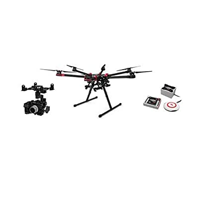 DJI Spreading Wings S900 Hexacopter Drone Bundle. #S900WK Value Kit with Acc by DJI