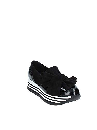 Noir Shoes Mocassins 37 Grace Femmes 2014 qIgdAgwO