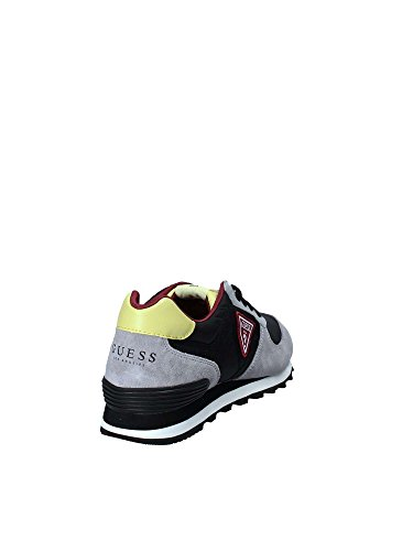 Guess Sneaker FMCHA1-LEA12-GRNVY Grey buy cheap get to buy SY7LnE6y5