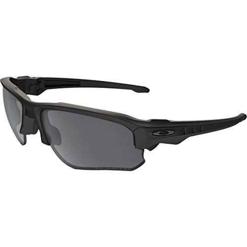 Oakley-SI Speed Jacket - Satin Black Frame-Prizm Daily w/Black Iridium and Prizm TR45 ()
