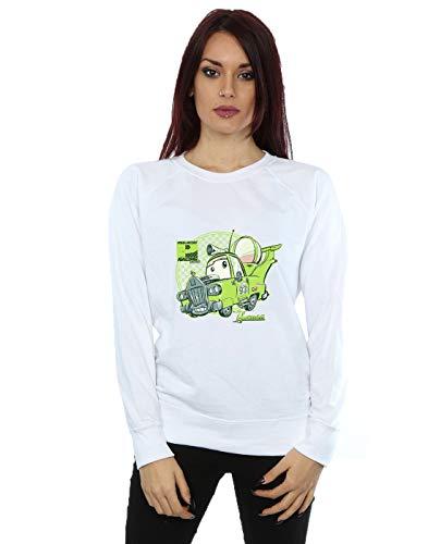 Blanco Camisa Motors Cult Entrenamiento Absolute Mujer Poopsmoothie Powell De Xw8Wv7q