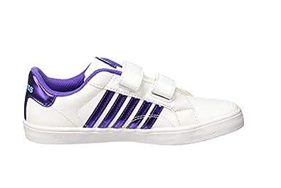 k-SWISS Belmont SO Strap Sneaker Infant//Toddler