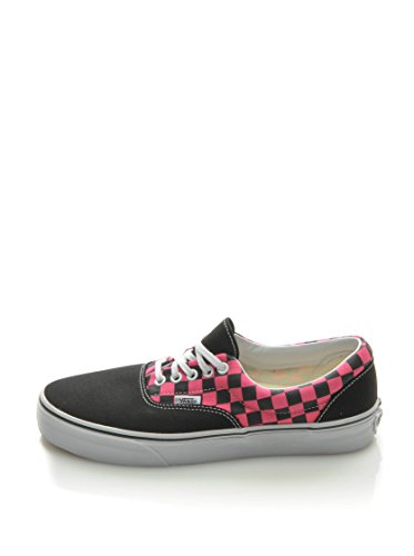 black Basses Homme Noir 000000 Era Unisex Baskets Vans YqO1t