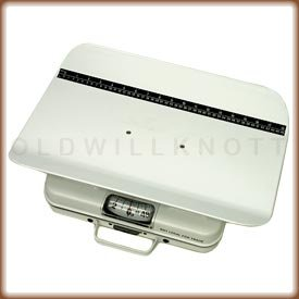 Health O Meter Portable Pediatric Mechanical Scale, Measures in Kilograms