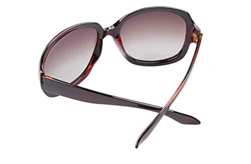 Gafas Polarizadas De Gafas Black Frame De Wild liwenjun De De Driver Conducción Sol Conducción Big Sol xYXw5pd