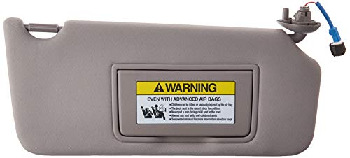 Honda Genuine 83230-TA5-A51ZA Sun Visor Assembly, Right