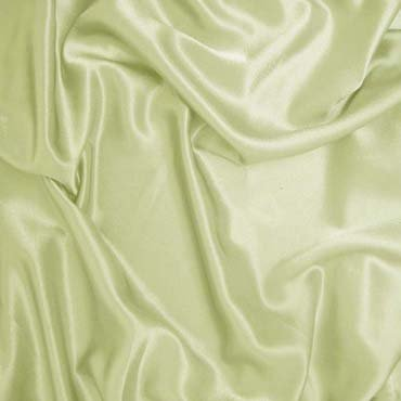 100% Polyester Silky Satin Charmeuse Orange 60 Inch Fabric By the Yard (F.E.®) ()