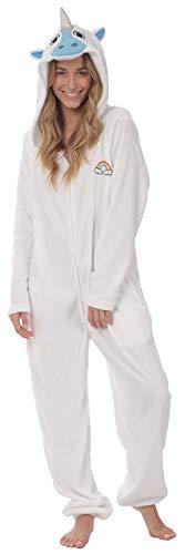 Body Candy Loungewear Ladies Onesie (Unicorn, ()