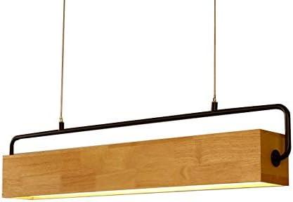 JXLAMP Lámpara Moderna, Lámpara De Billar Lámpara De Goma De ...