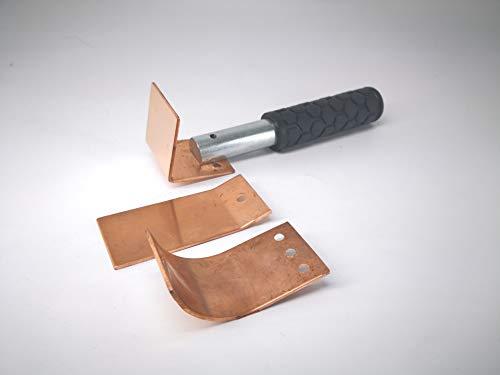 - TruePower Welders Helper 3X3 Set Flat/Curve/Angle Cop Plates