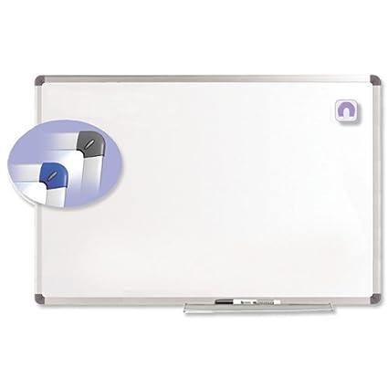 Magnettafel 90x120cm MAULstandard Whiteboard Wandtafel Magnetwand Memoboard