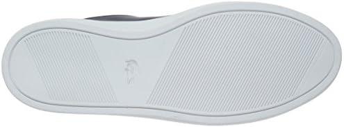 182e2cae153e5 Lacoste Women's L.12.12 117 1 Caw Fashion Sneaker, Navy, 8 M US ...