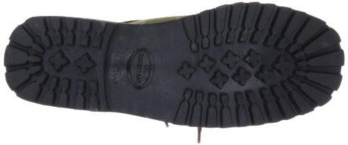 Wolpertinger W07015-1 Unisex-Erwachsene Derby Schnürhalbschuhe Beige (Suede beige)