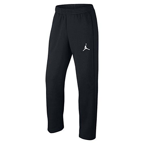 3086b71c737490 Nike Mens Jordan Flight Basketball OH Fleece Sweatpants Black White  823073-010 Size 2X-Large - Buy Online in UAE.