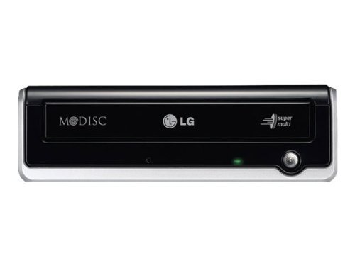 LG GE24NU40 Super Multi External 24x DVD Rewriter (Certified Refurbished)
