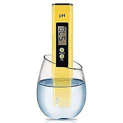 Digital PH Meter, PH Meter 0.01 PH High ...