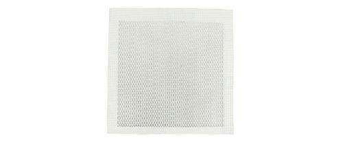 Wall Patch, 6 x 6 In, Aluminum/Fiberglass