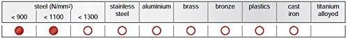 Ruko Broca 3,3Mm Din 338 Tl3000 Co