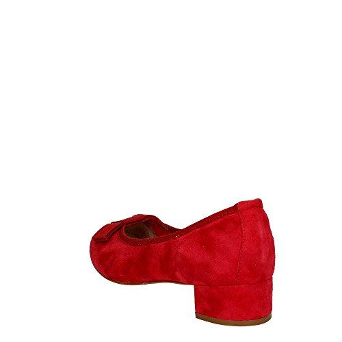 Pehmeä c 008 Cinzia Punainen Naisten Baletti Asuntoja Ir4301f 8dqxEwA