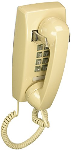 Cortelco 255444-VBA-20M Wall Phone with Volume Control - Ash (Control Corded Phone Volume)
