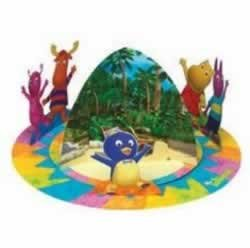 The Backyardigans 12 3/4in Centerpiece