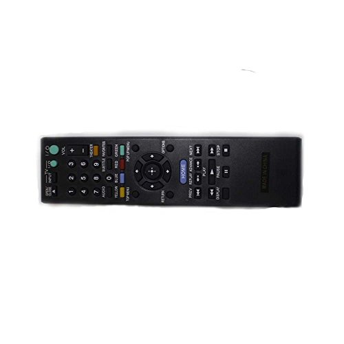 UPC 602716200257, New Replacement Remote Control Fit For Sony BDP-S3100 RMTB106P 148738911 Blu-ray BD DVD Player