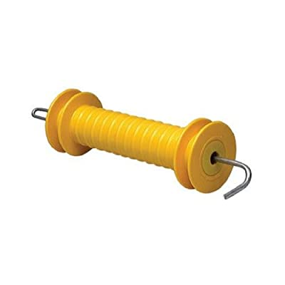 Woodstream GHPY-Z Gate Handle, Shockproof Yellow Plastic