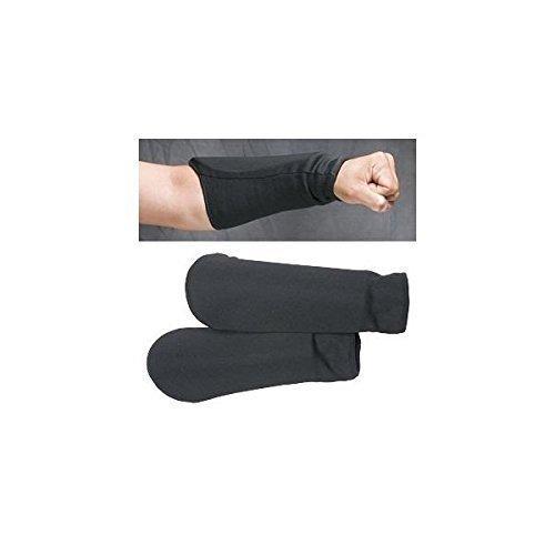 rd, Black (Medium) (Elbow Forearm Guard)