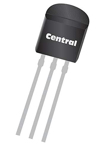 Bipolar Transistors - BJT PNP Gen Pur SS - Pack of 100 (MPS6522)