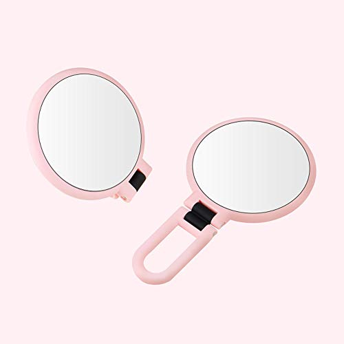 15X 1X Double Sided Magnifying Makeup Mirror,High Definition Magnified Makeup Mirror for Home Travel.