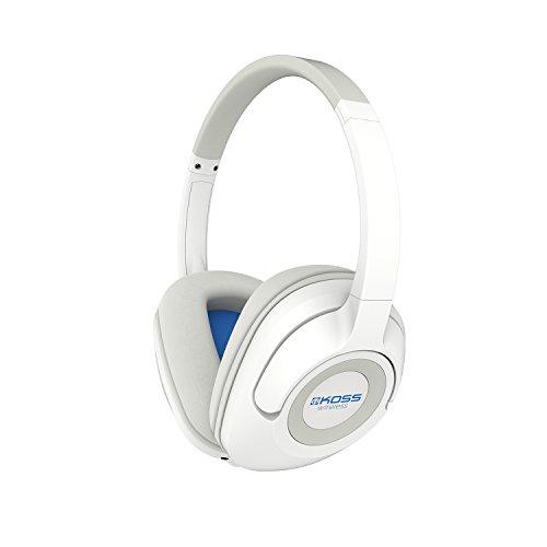 Koss BT539iW Wireless Bluetooth Over-Ear Headphones, Mic ,Vo