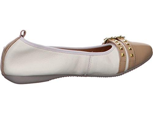 12 Ballerines La 227 Femme 90006 Weiß Ballerina qRRaxAE