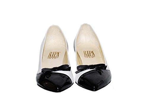 Hohe Pumps Decollete aus Leder Damen RIPA shoes - 18-300